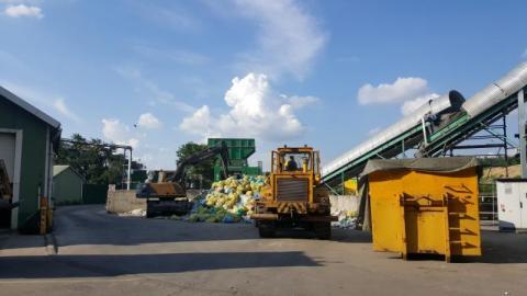Kamionka Wielka: w 2020 roku śmieci będą odbierane tylko raz w miesiącu