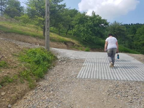 Chełmiec: szlaban na normalność i życie, drogi przez kopalnię już nie ma!