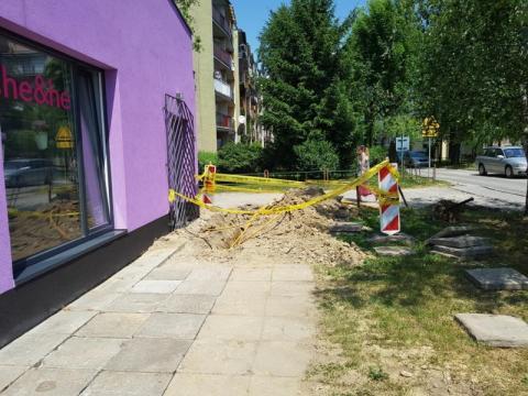Nowy Sącz: prują gazem osiedle Wojska Polskiego! [ZDJĘCIA]