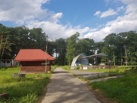 Park Strzelecki w Nowym Sączu, fot. Iga Michalec
