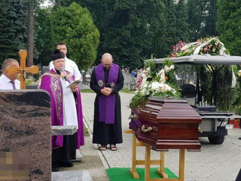 Pogrzeb śp. Józefy Smoleń, fot. Iga Michalec