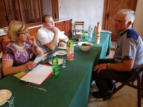 XI Kociołek Galicyjski, konkurs kulinarny, fot. Iga Michalec