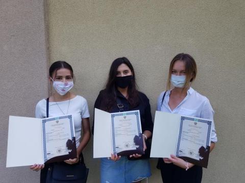 Sądeccy maturzyści poznali wyniki egzaminów. Jak im poszło? [WIDEO]