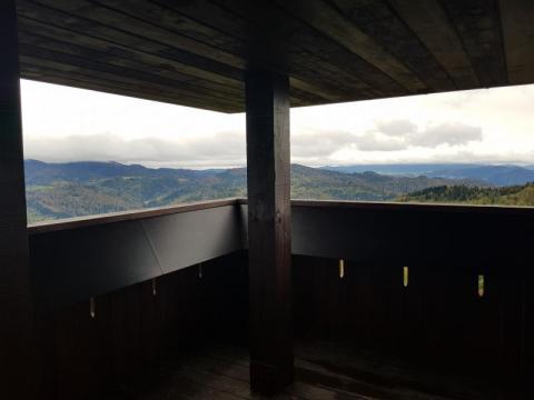 Wieża na Koziarzu: widok z baśniowej krainy. Aktywni Sądeczanie, ruszamy!
