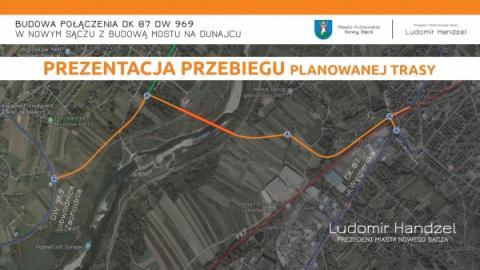 Projekt nowego mostu na Dunajcu ma być gotowy już w 2022 roku!