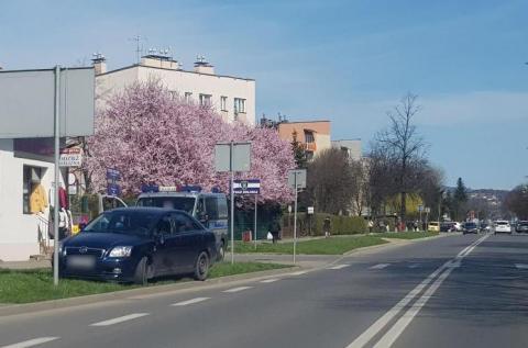 Na pasach uderzył w nią samochodem. Omal nie doszło do tragedii na ul. Lwowskiej