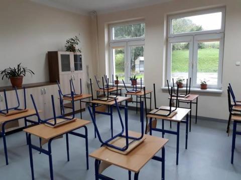 strajk w szkołach. fot. Iga Michalec