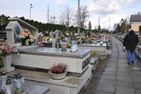 Cmentarz w Zawadzie