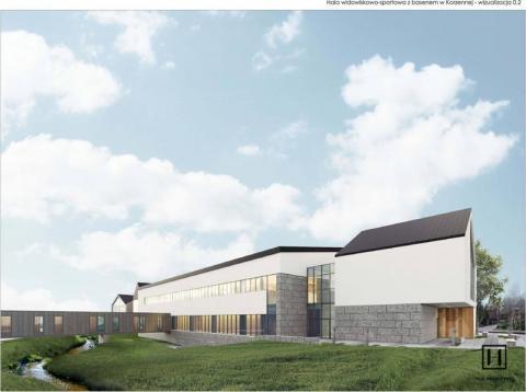 Władze gminy Korzenna mają już plany na 2018 rok. Zobacz, co zbudują?