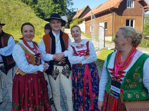 Przyjechali dla zabawy, zgarnęli Grand PRIX Festiwalu Lachów i Górali!