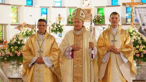 Kapłan z Tęgoborzy wyrusza na misje. Będzie głosił Ewangelię na Kubie