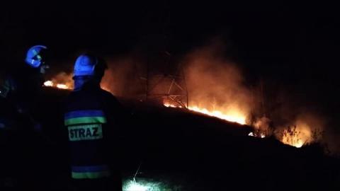 Strażacy znaleźli sposób na podpalaczy suchych traw. Uważaj! Możesz stracić dotacje