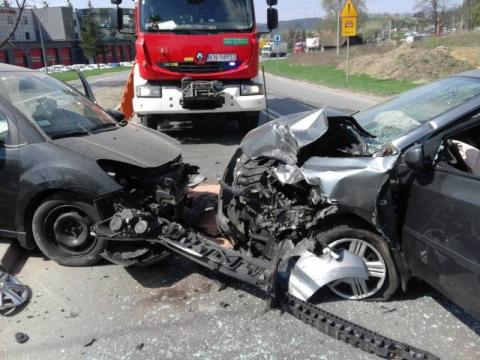 Samochód jechał prosto na nią, nie miała gdzie uciekać. W ciężkim stanie trafiła do szpitala