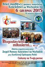 Pomoc Kościołowi na wschodzie