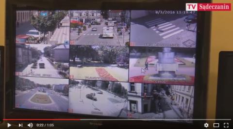 Kto może skorzystać z miejskiego monitoringu? Iksiński tylko za pośrednictwem służb [FILM]