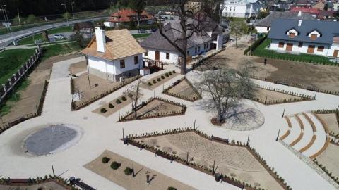 Park dawnego rzemiosła w Muszynie