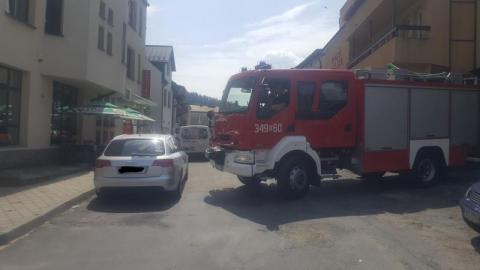 """""""Święte krowy"""" blokują wyjazd z remizy. Strażacy czują się bezradni"""