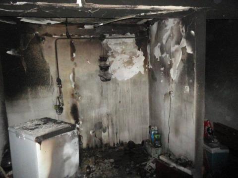 Pożar w Krynicy. Przez lodówkę cały dom omal nie poszedł z dymem