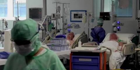 Koronawirus zaatakował rodzinę pielęgniarki ze szpitala w Limanowej