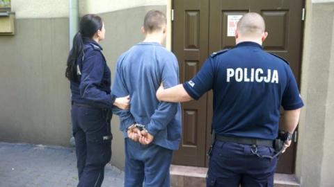 Seryjny złodziej jest w rękach policji. Nie odpuścił sobie nawet sygnalizatora