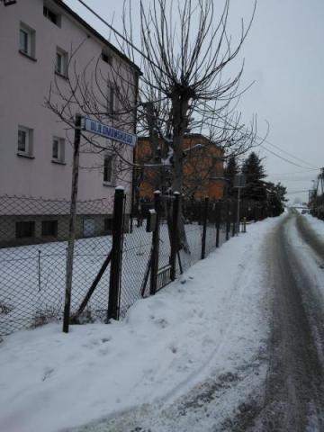 Ulica Dmowskiego, fot. czytelniczka
