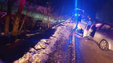 Śledczy ustalają przyczyny wypadku w Kasince Małej. Kierowca koparki zatrzymany