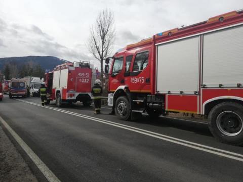 Limanowscy strażacy biorą sprawy w swoje ręce. Zobacz, co zrobili