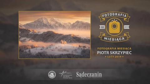 Fotografia miesiąca wybrana. Kto najlepiej ujął krajobraz górski?