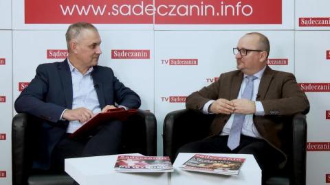 O roku prezydentury Ludomira Handzla rozmawiamy z dr. Krzysztofem Głucem