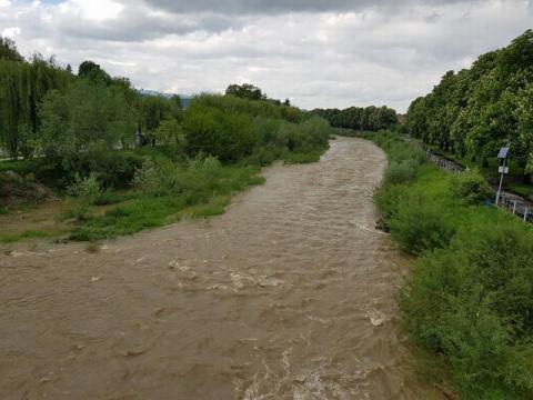 Poziom wód w rzekach i potokach może się podnieść, fot. Iga Michalec