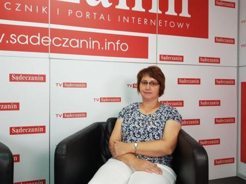 Radna Barbara Jurowicz, fot. Iga Michalec