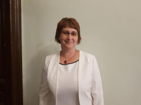 radna Barbara Jurowicz, fot. arch. Sadeczanin.info