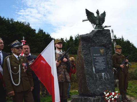 Na Hali Łabowskiej znów oddano honory Żołnierzom PPAN [FOTORELACJA]