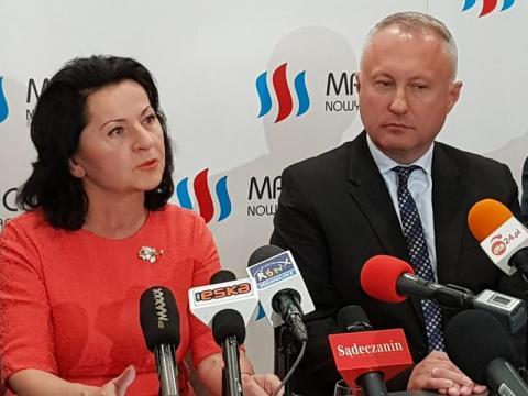 Kluczowe inwestycje realizowane przez MPEC, fot. Iga Michalec