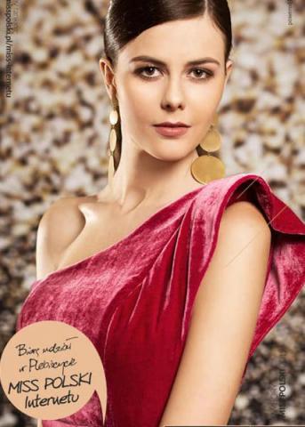 Finalistka Miss Polski 2019 Paulina Bołoz w TOP 10 Miss Internetu 2019!