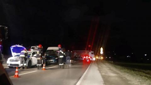 To jakieś fatum! Wypadek za wypadkiem na drodze krajowej numer 75