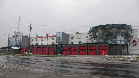 Nowy Sącz - strażacy apelują: zabezpieczcie przed nami rowerzystów!