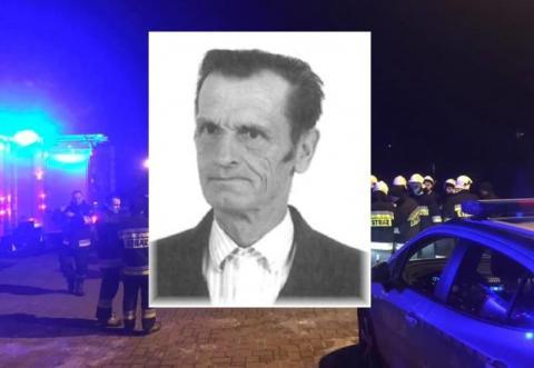 Trwają poszukiwania zaginionego 83-latka. Na miejsce leci policyjny śmigłowiec
