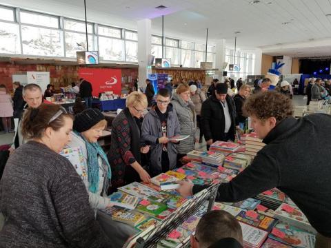 2. Sądeckie Targi Książki: w Krynicy działa dzisiaj największa księgarnia