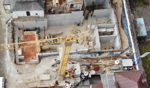 Stary Sącz: budowa Galerii Pod Piątką wstrzymana. Co z dotacją?