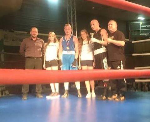 boks, Sądeczanin.info, Jerzy Galara, Golden Team