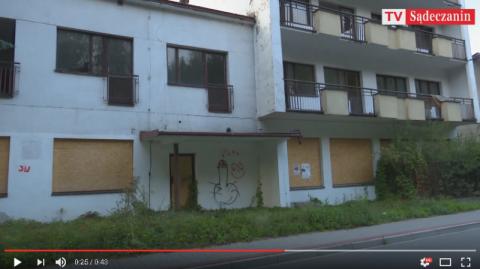 Koliba, pustka w hotelu, pustka na Kicarzu a gmina może… nic [FILM]