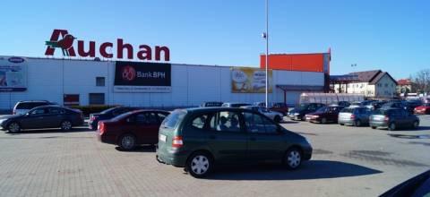 Auchan liczy na dobry biznes w Nowym Sączu. Czy zwiększy zatrudnienie?