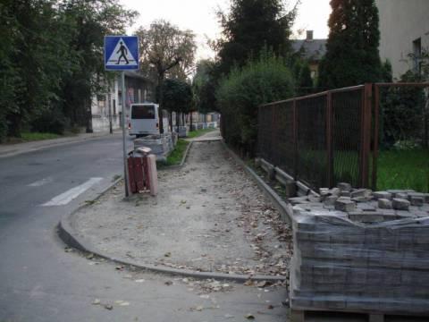 Nowy Sącz: Remont Kolejowej - i znowu zmiana organizacji ruchu!