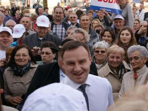 Prezydent Duda przyjedzie do Starego Sącza