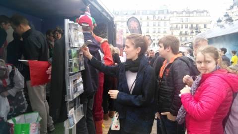Krynica w Paryżu