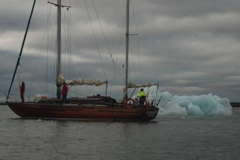 Depesza z bieguna: Sądeczanie dotarli do Wyspy Niedźwiedziej!
