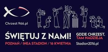 """Hymn na jubileusz chrztu Polski - """"Gdzie chrzest, tam nadzieja"""""""