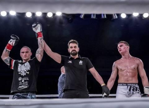 """Łukasz Pławecki zwycięzcą turnieju """"Kunlun Fight""""!"""