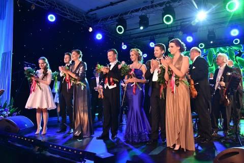 pożegnanie Festiwalu Kiepurowskiego należało do młodych woklaistów